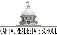 Capital Real Estate School Logo